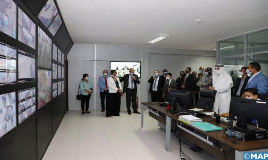 دبلوماسيون يطلعون على جهود المغرب لتحسين الوسط السجني
