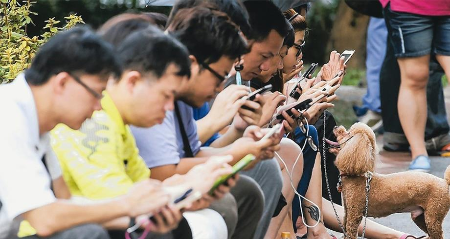 الصين تتخطى عتبة المليار مستخدم للإنترنت
