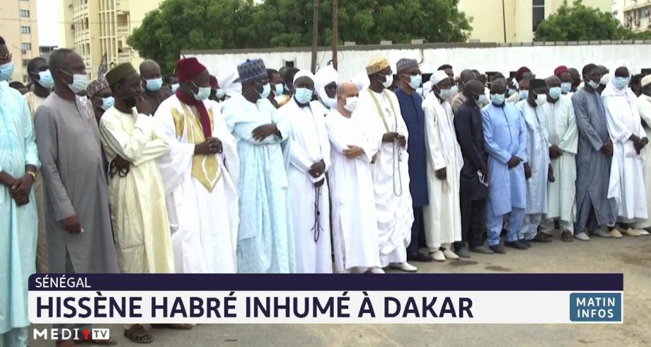 Sénégal: Hissène Habré inhumé à Dakar