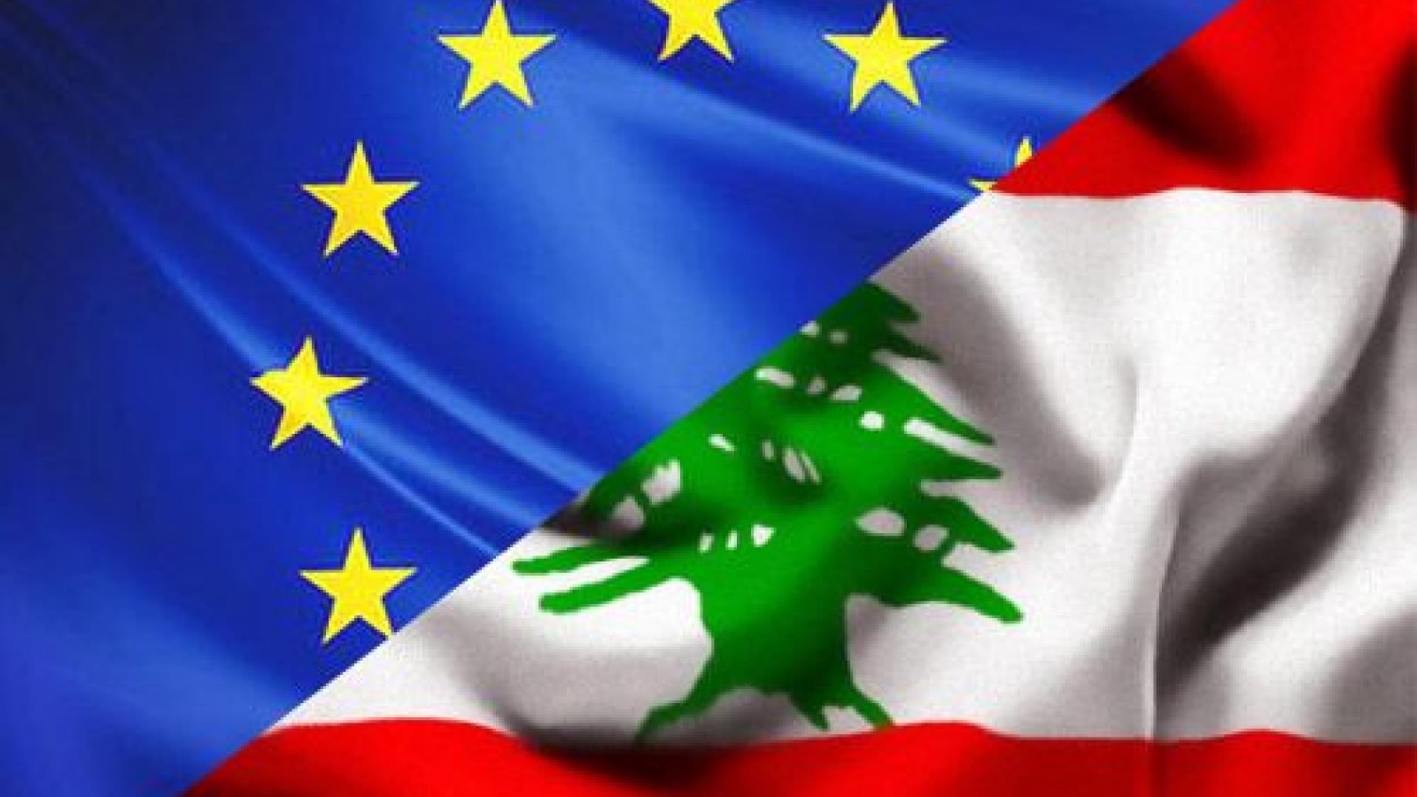 الاتحاد الأوروبي يحذر من انهيار لبنان في حال عدم الإسراع في تشكيل حكومة تخرج البلاد من الأزمة