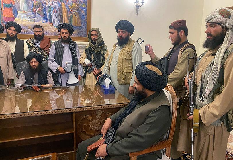طالبان تعلن عبر تويتر عقد أول لقاء مع وفد فرنسي في الدوحة