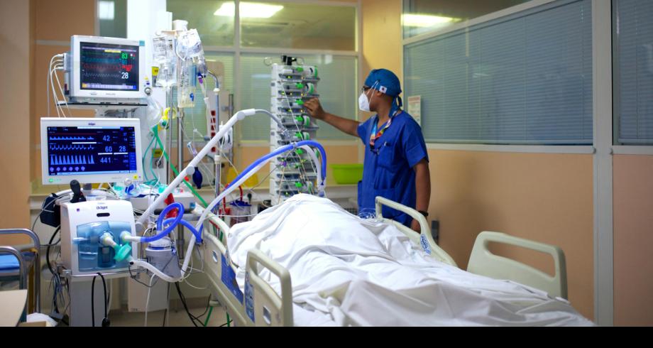 Covid-19: le variant Delta double le risque d'hospitalisation, selon une étude