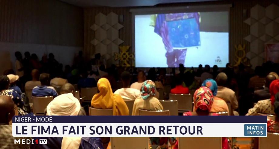 Niger: le FIMA fait son grand retour