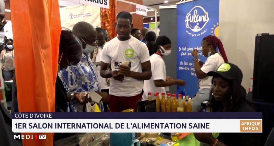 Côte d'Ivoire: 1er salon international de l'alimentation saine