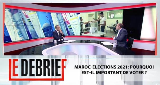 Maroc-élections 2021: pourquoi est-il important de voter ?