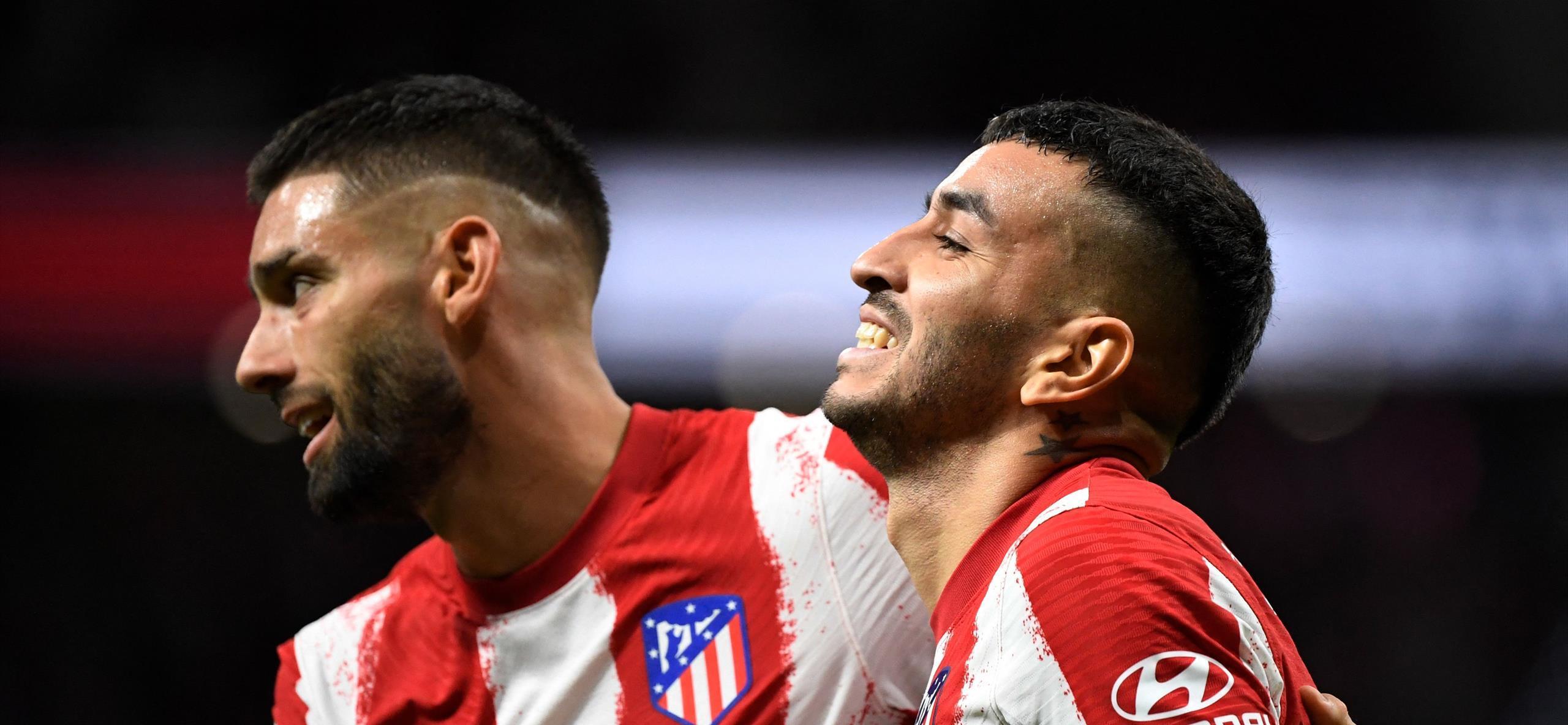 Espagne: l'Atlético Madrid arrache le nul 2-2 contre Villarreal