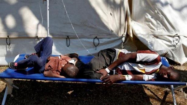 تضاعف حالات الإصابة والوفاة بمرض الكوليرا بالنيجر