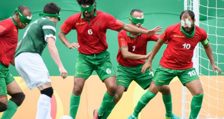 Jeux paralympiques: le Maroc bat la Thaïlande au cécifoot