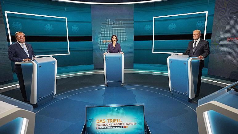 ألمانيا: تمهيدا للتشريعيات..المناظرة التلفزيونية الأولى بين المرشحين لخلافة ميركل