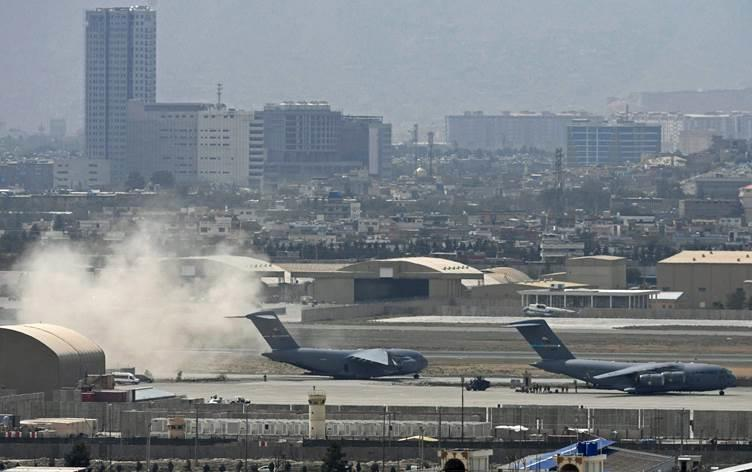 واشنطن تؤكد استهداف مطار كابول بهجوم صاروخي