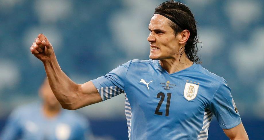 تصفيات مونديال 2022: كافاني يغيب عن المباريات الثلاث للأوروغواي