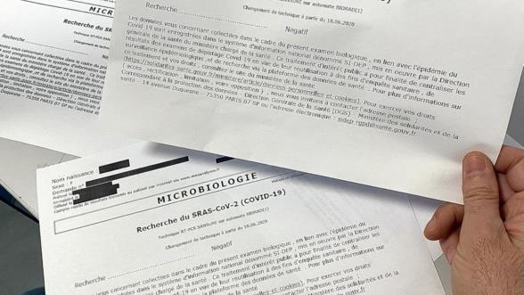 Contrôle des tests PCR : Le ministère de la santé met en place des mesures