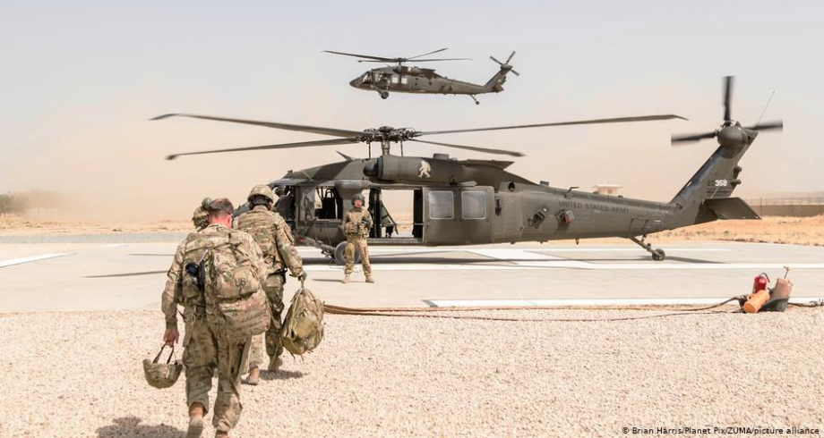 الجيش الأمريكي ينسحب من أفغانستان منهيا حربا استمرت 20 سنة