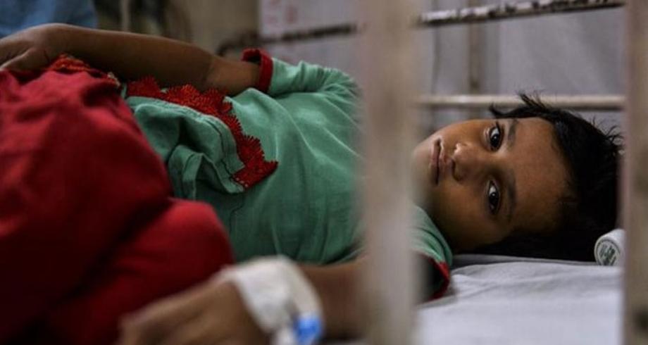 الهند .. ارتفاع عدد الوفيات الناجمة عن حمى فيروسية غير معروفة والأطفال أكثر الضحايا