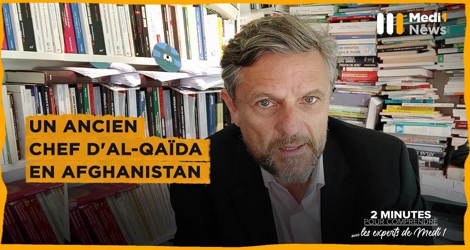 Un ancien chef d'Al-Qaïda en Afghanistan