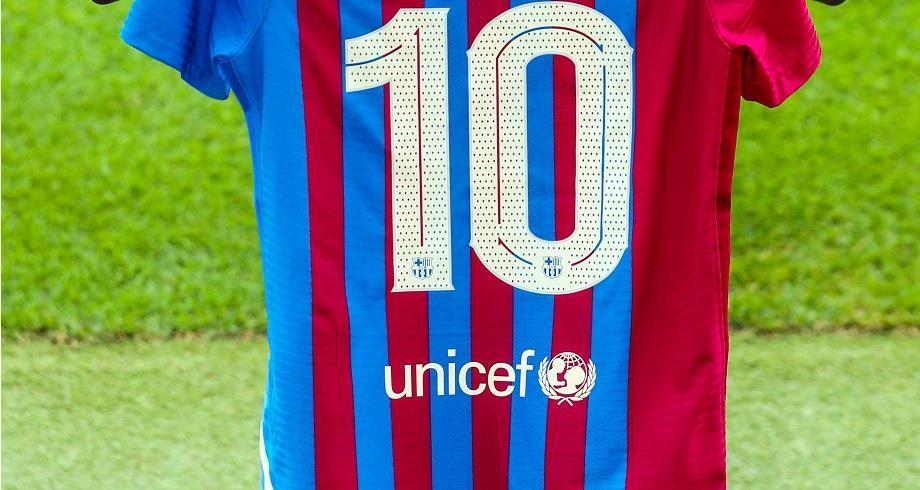 القميص رقم 10.. برشلونة يحسم بديل ميسي