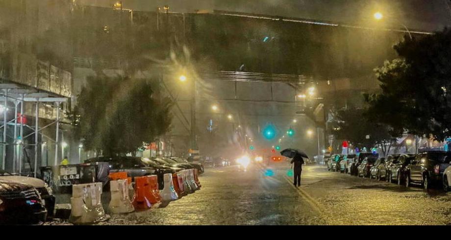 Ouragan Ida: l'état d'urgence déclaré à New York