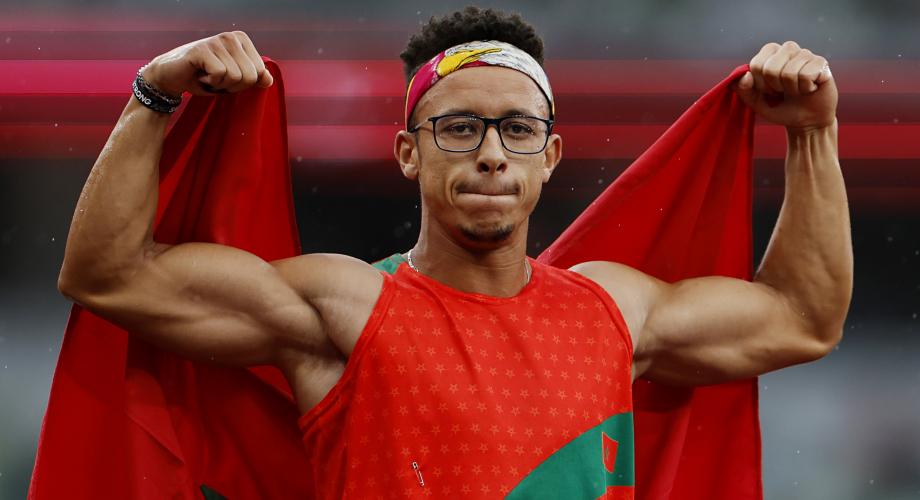 الألعاب البارالمبية.. العداء عبد السلام حيلي يمنح المغرب أول ميدالية ذهبية