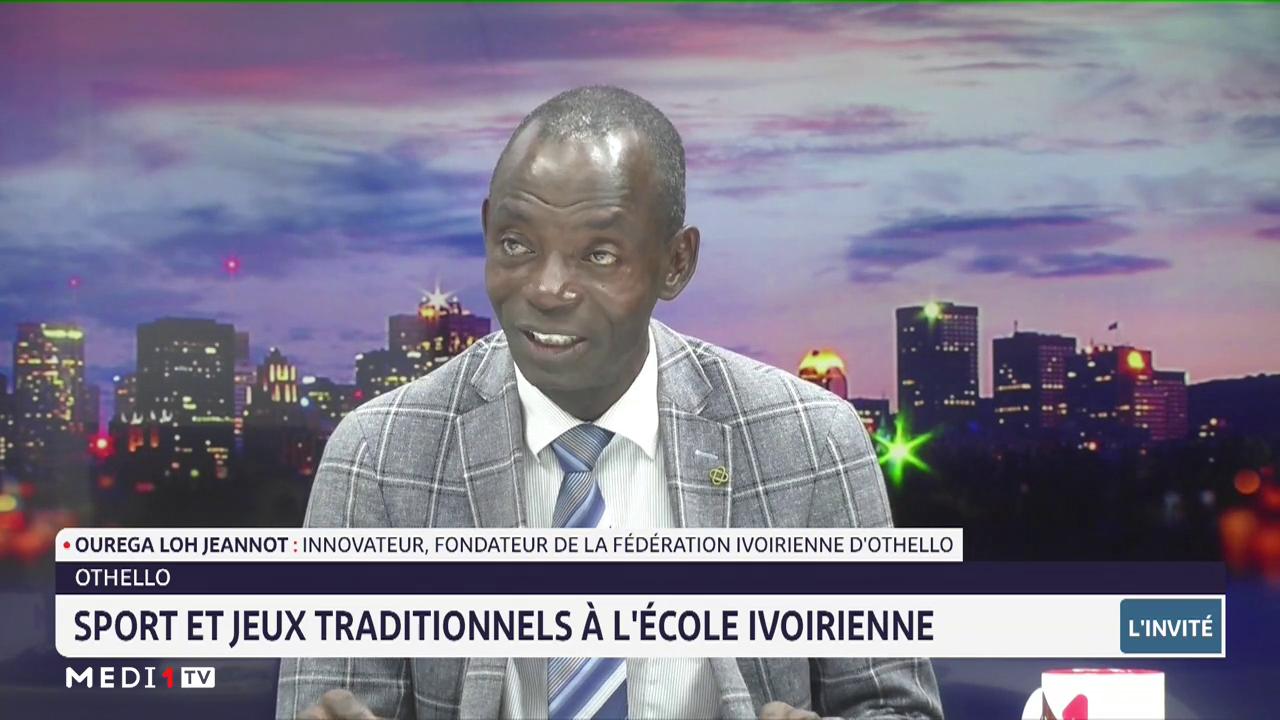 Othello: sport et jeux traditionnels à l'école ivoirienne