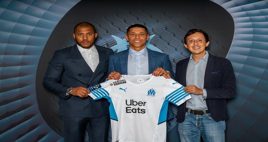 Le prêt de l'international marocain Amine Harit officialisé par l'Olympique de Marseille