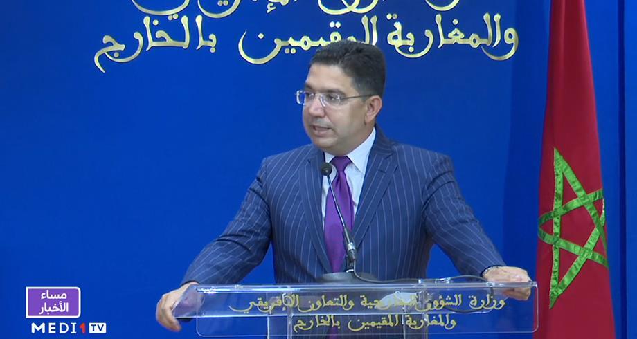 """بوريطة: إجراء الانتخابات في الـ23 دجنبر """"هو الأفق الوحيد لحل الأزمة في ليبيا"""""""
