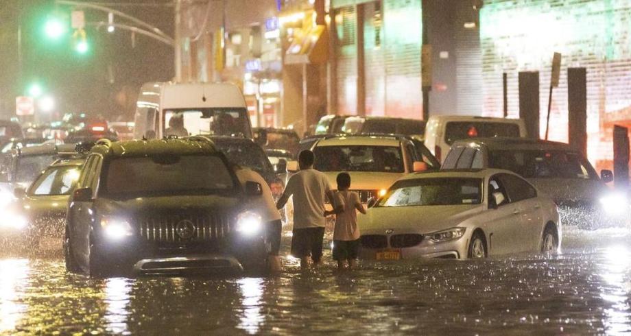 ارتفاع حصيلة ضحايا إعصار أيدا في نيويورك والمنطقة المحيطة بها إلى 41 قتيلاً