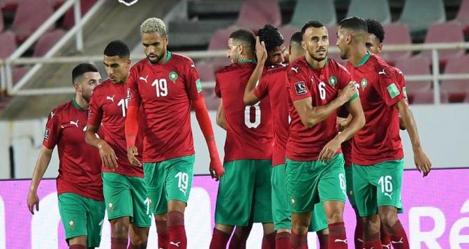 Classement FIFA: les Lions de l'Atlas perdent une place