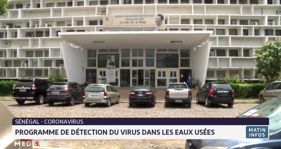 Sénégal: programme de détection du coronavirus dans les eaux usées