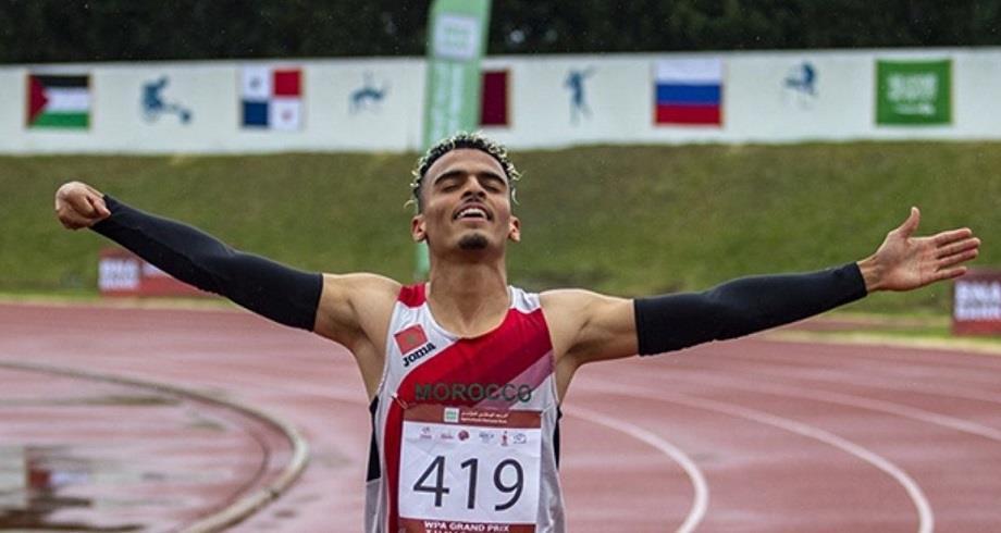 Jeux paralympiques: le Marocain Ayoub Sadni se qualifie pour la finale