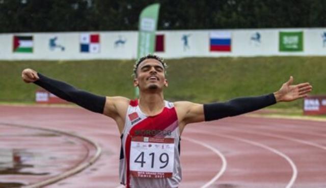 الألعاب الأولمبية البارالمبية ...المغربي أيوب سادني يتأهل إلى نهائي 400 متر