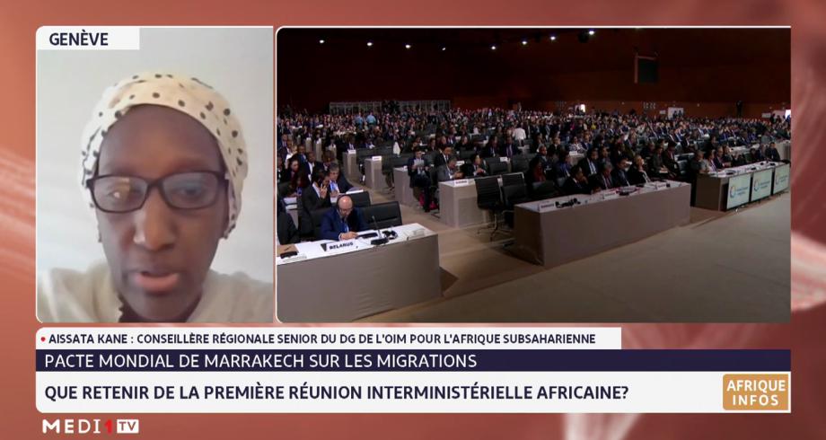 Pacte mondial de Marrakech sur les migrations: que retenir de la 1ère réunion interministérielle ?