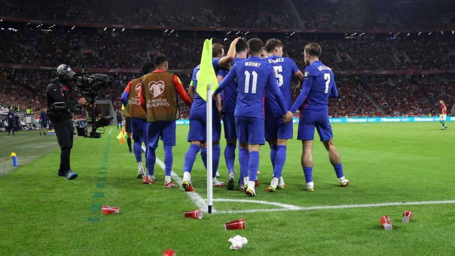 L'Angleterre somme la FIFA d'agir après des insultes racistes contre ses joueurs en Hongrie
