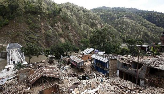 نيبال..مصرع 10 أشخاص على الأقل جراء انهيارات أرضية