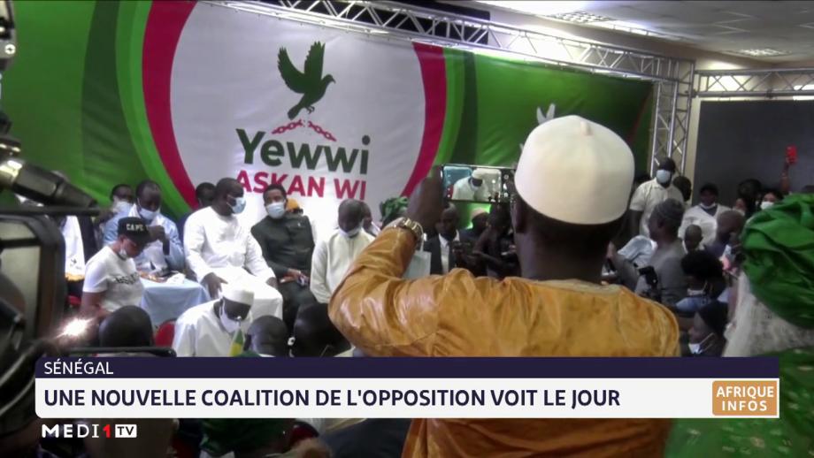 Sénégal: une nouvelle coalition de l'opposition voit le jour