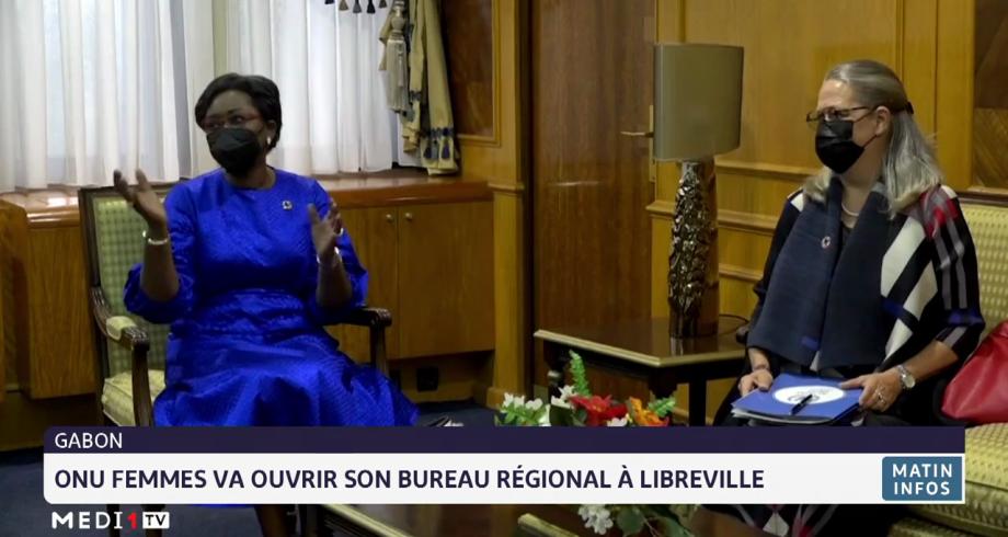 Gabon: ONU Femmes va ouvrir son bureau régional à Libreville