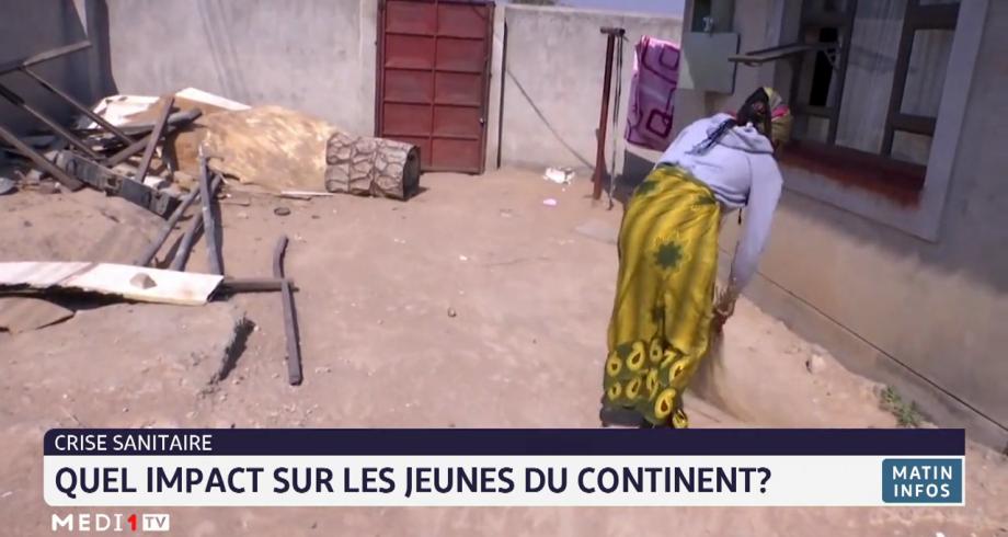 Crise sanitaire: quel impact sur les jeunes du continent africain?