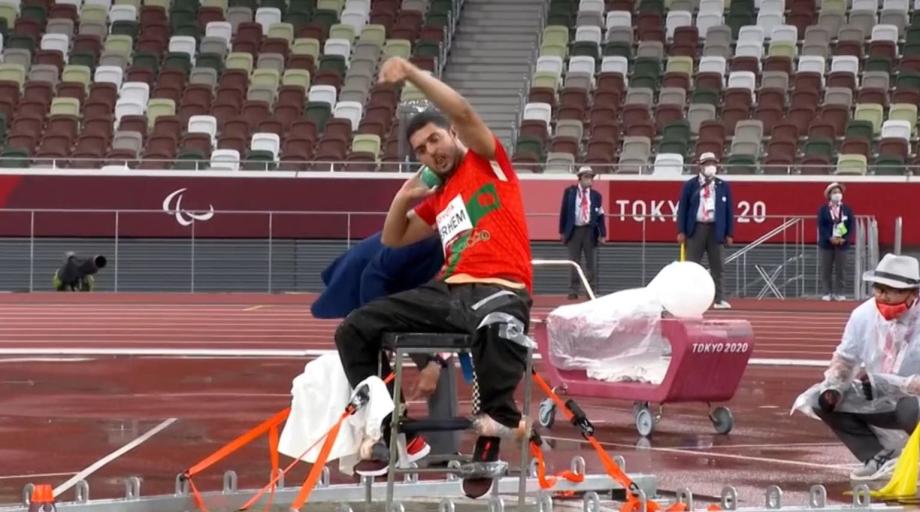 Jeux paralympiques: Zakariae Derehem offre au Maroc sa deuxième médaille d'or