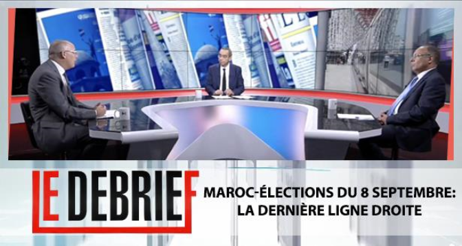 Maroc-élections du 8 septembre: la dernière ligne droite