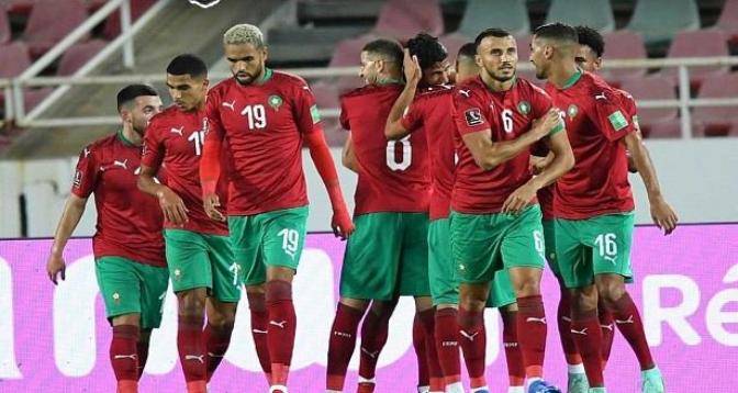 """الفيفا و""""الكاف"""" يقرران تأجيل مباراة غينيا و المنتخب المغربي"""