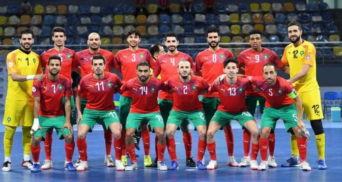Coupe du monde de futsal : L'équipe nationale surclasse les Iles Salomon (6-0)