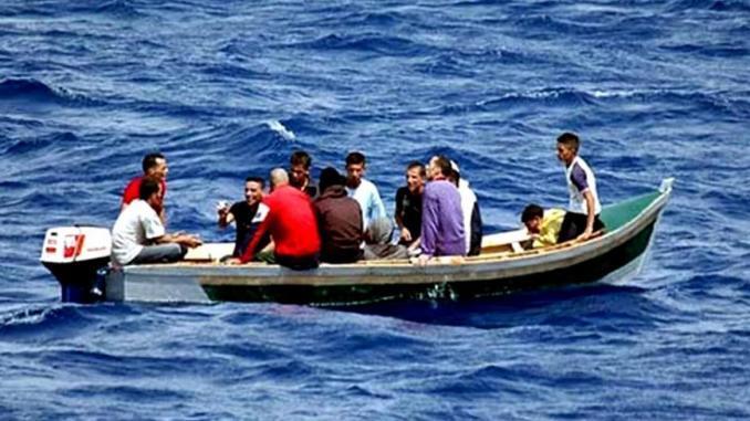 Près de 160 migrants clandestins algériens débarquent en Espagne en 48H