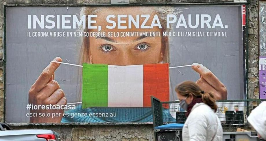 Italie: le Covid-19 a fait reculer l'espérance de vie
