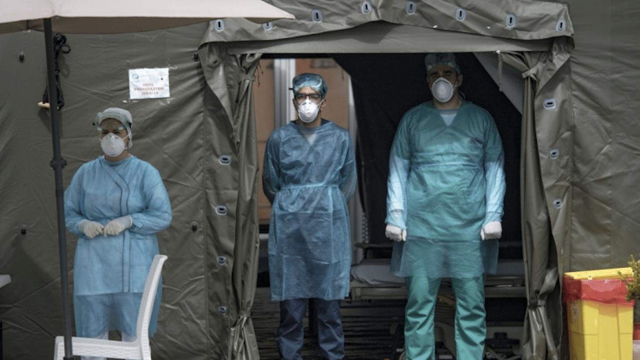 Ouarzazate : installation d'un hôpital de campagne pour les cas de Covid-19