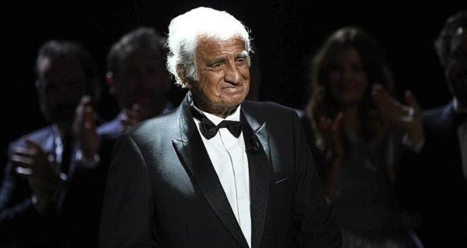 وفاة الممثل الفرنسي جان بول بلموندو عن 88 عاما