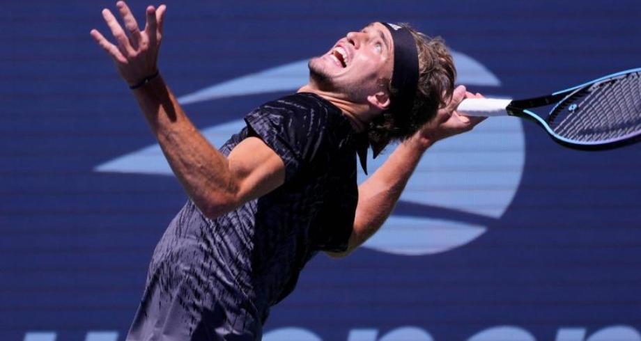 بطولة أمريكا المفتوحة ..زفيريف يواصل مشواره الرائع وبنتشيتش تُقصي شفيونتيك