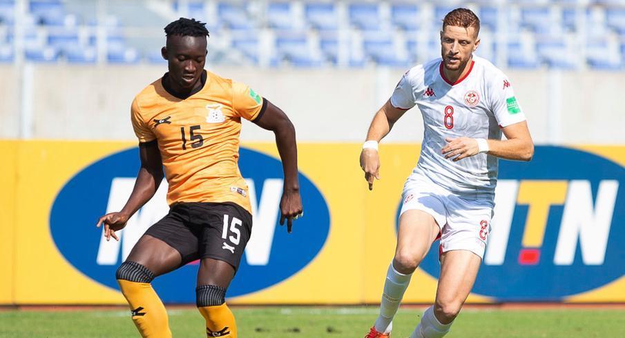 تصفيات كأس العالم 2022...منتخب تونس يفوز على نظيره الزامبي (2-0)