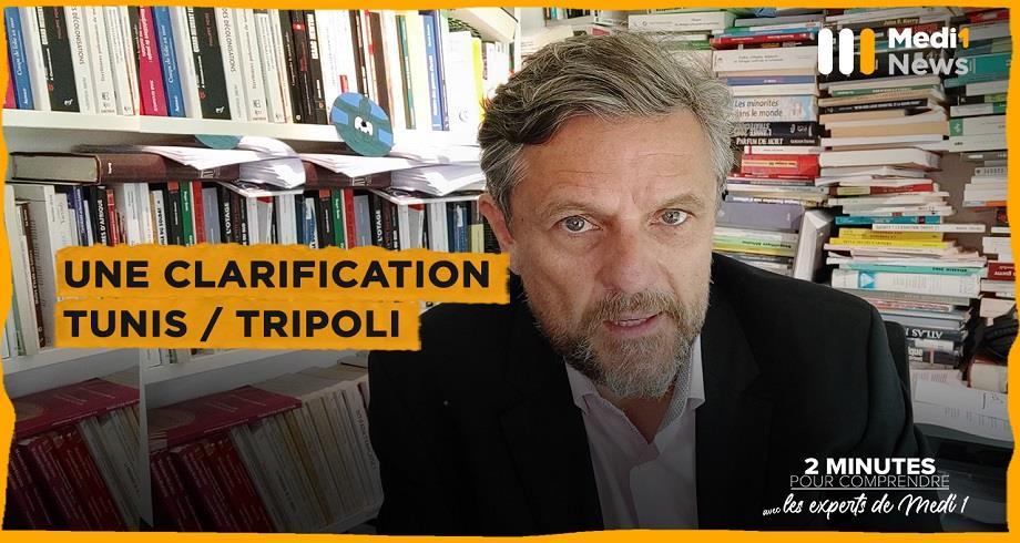 Une clarification Tunis - Tripoli