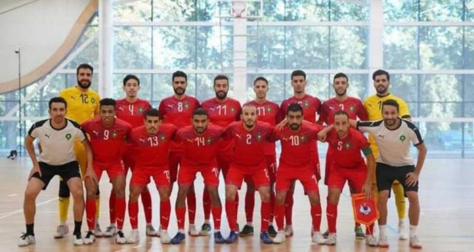 Mondial de Futsal: le Maroc s'incline face au Japon en amical