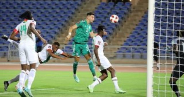 التصفيات الإفريقية المؤهلة لمونديال قطر 2022 ..التعادل الإيجابي (1-1 )يحسم المواجهة بين بوركينافاصو و الجزائر