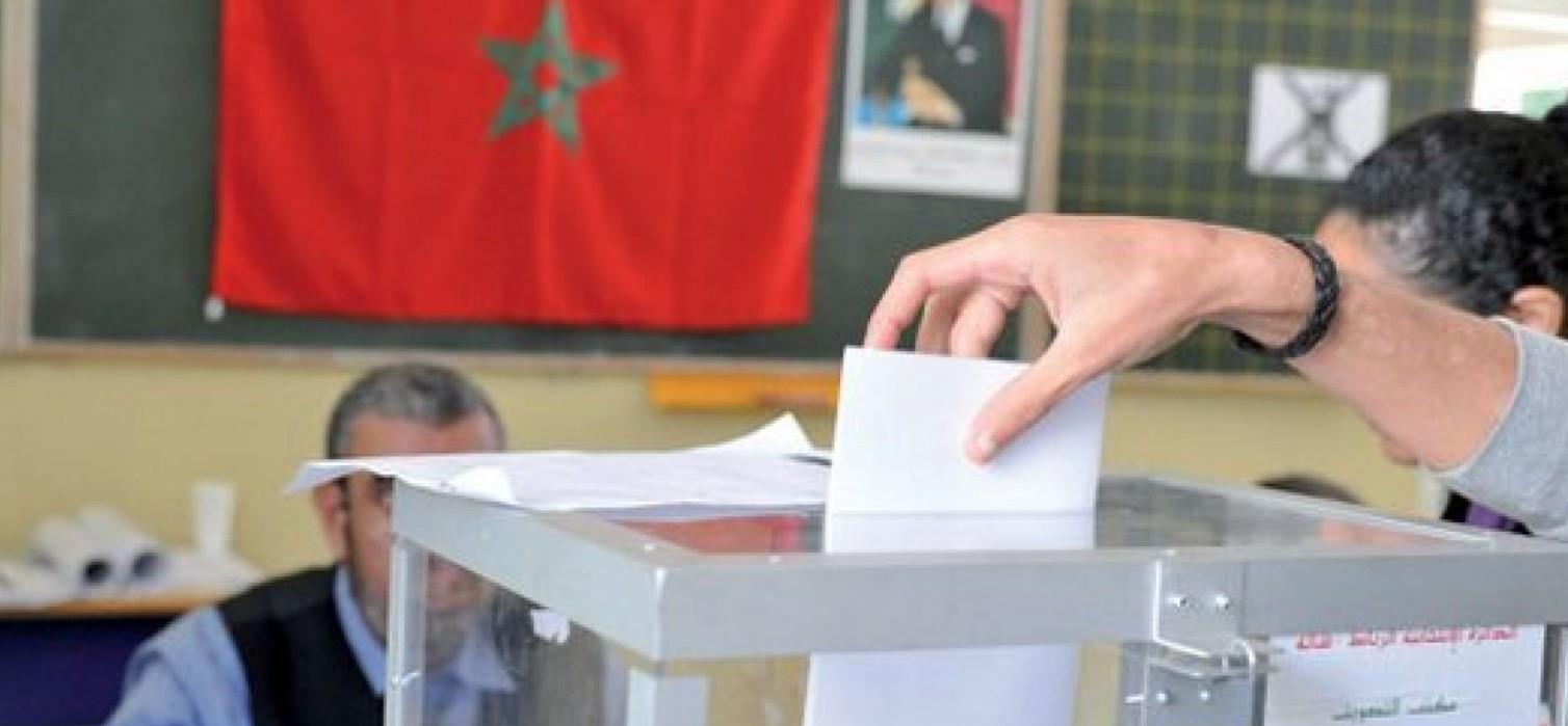Province de Khénifra: Forte affluence sur les bureaux de vote